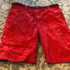 Vineyard Vines red shorts patriotic preppy 14